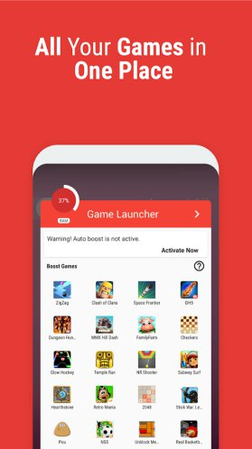 Game Booster Play Games Faster Smoother