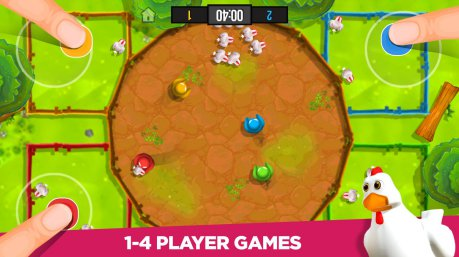 Stickman Party 1 2 3 4 Player Games Free