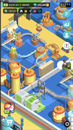 Super Factory Tycoon Game