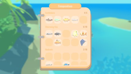 Tides A Fishing Game