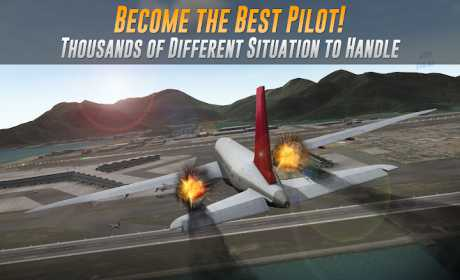 Airline Commander - A real flight experience