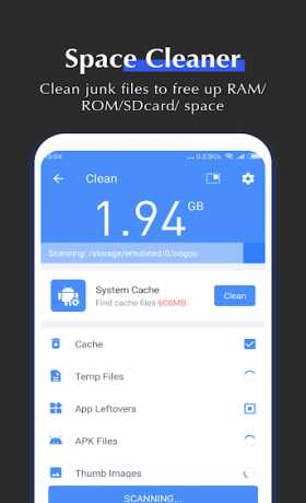 All-In-One Toolbox: Cleaner, More Storage & Speed