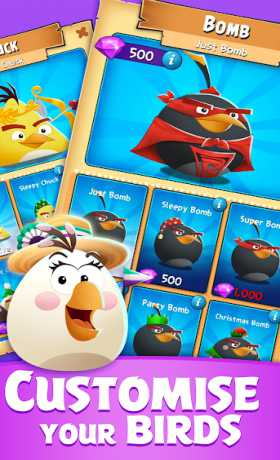 Angry Birds POP Bubble Shooter