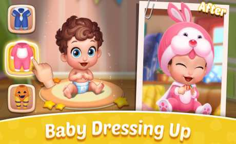 Baby Manor-Baby Care & Manor Makeover
