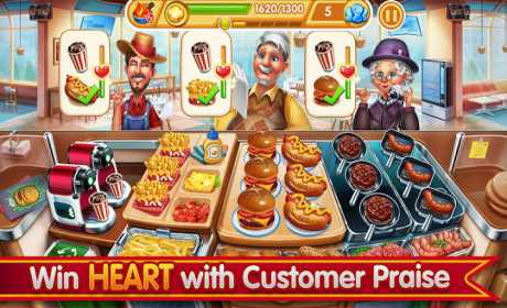 Cooking City: chef, restaurant & cooking games