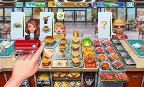 Crazy Cooking - Star Chef