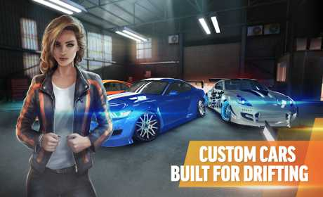 Drift Max Pro - Car Drifting Game with Racing Cars