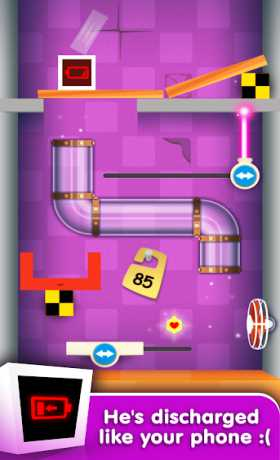 Heart Box - free physics puzzles game