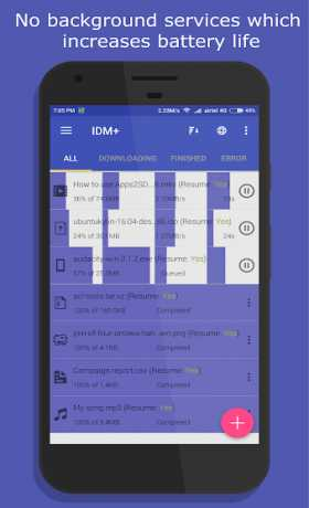 IDM+: Music, Video, Torrent Downloader [25% OFF]