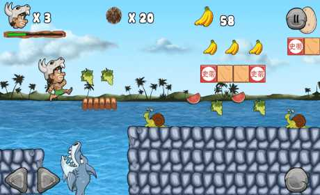 jungle adventures apk mod android