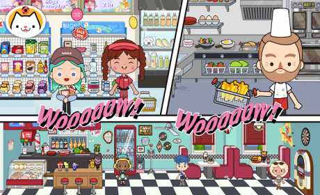 Miga Town: My World