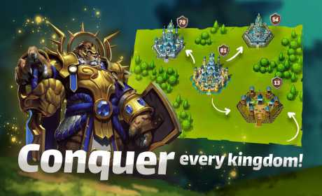 Million Lords: Kingdom Conquest - Strategy War MMO