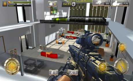 Mission Unfinished - Counter Terrorist