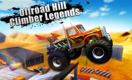 Offroad Truck Climb Legends
