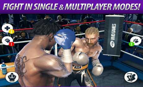 Real Boxing –Fighting Game