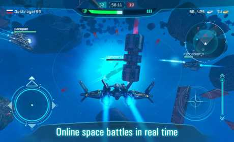 Space Jet: Galaxy Attack