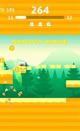 Stacky Bird: Hyper Casual Flying Birdie Dash Game