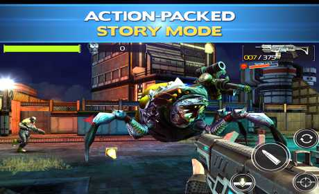 Strike Back: Elite Force - FPS
