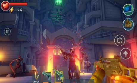 Tegra: Crafting and Building Survival Shooter