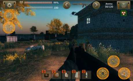 The Sun Evaluation: Post-apocalypse action shooter