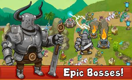 Tower Defense Realm King: (Epic TD Strategy)