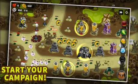Tower defense: The Last Realm - Td game