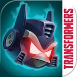 Angry Birds Transformers 1.47.2 Apk + Mod (Coins, Unlimited Jenga) for Android