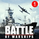 Battle of Warships: Naval Blitz 1.70.4 Apk + Mod (Gold/Unlocked) for android