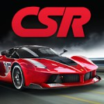 CSR Racing 5.0.1 Apk + MOD (Unlimited Gold,Silver) + Megamod + Data for Android