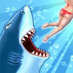Hungry Shark Evolution 7.0.0 Apk + Mod ( Unlimited Movey ) + Mega Mod for android