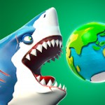 Hungry Shark World 3.6.4 Apk + Mod (Unlimited Money) For Android
