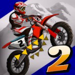 Mad Skills Motocross 2 2.9.6 Apk + Mod (Rockets/Unlocked) for android