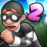 Robbery Bob 2: Double Trouble 1.6.8.5 Apk + Mod for android