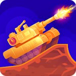 Tank Stars 1.3.2 Apk + Mod (Unlimited Money) for android