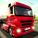 Truck Simulator 2018 : Europe 1.2.6 Apk + Mod (Unlimited Money) + Data for android