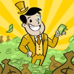 AdVenture Capitalist 7.7.0 Apk + Mod (Gold/ Ticket/ Dollar) for android