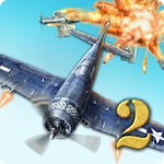AirAttack 2 - WW2 Airplanes Shooter 1.4.2 Apk + Mod (Money/Energy/Ammo/Ads-Free) + Data for android