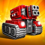 Blocky Cars - Online Shooting Game 7.3.3 Apk + Mod (unlimited Money) + Data for Android