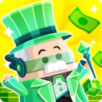 Cash, Inc. Money Clicker Game & Business Adventure 2.3.8 Apk + Mod (Unlimited Gems) for android