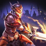 Epic Heroes War: Shadow & Stickman - Fighting game 1.10.2.304 Apk + Mod (Coin/Gold) for android