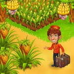 Farm Paradise: Fun farm trade game at lost island 2.6 Apk + Mod (Unlimited Money) for android