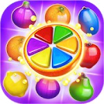 Fruit Land – match3 adventure 1.304.0 Apk + Mod (Live/Golden/Booster) for android