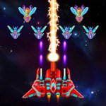 Galaxy Attack: Alien Shooter 16.9 Apk + Mod (Money/Gem) + Mega Mod for android