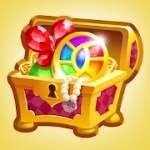 Genies & Gems - Jewel & Gem Matching Adventure 62.63.106.11121908 Apk + Mod (Unlimited Money) for android