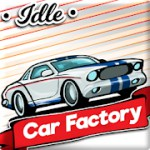 Idle Car Factory: Car Builder, Tycoon Games 2019 12.5 Apk + Mod (Unlimited Money) for android