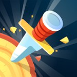 Knife Hit 1.8.5 Apk + Mod (Unlimited Money) for android