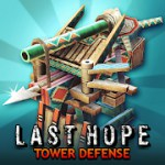 Last Hope TD - Zombie Tower Defense Games Offline 3.54 Apk + Mod (Unlimited Coins) for android