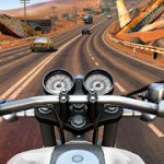 Moto Rider GO: Highway Traffic 1.24.0 Apk + Mod (Unlimited Money) for android