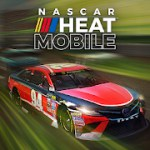 NASCAR Heat Mobile 3.1.6 Apk + Mod (Unlimited Money) + Data for android