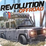 Revolution Offroad : Spin Simulation 1.1.4 Apk + Mod (Unlimited Money) for android